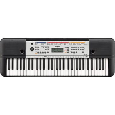Yamaha YPT-260 tastiera digitale Nero, Bianco 61 chiavi