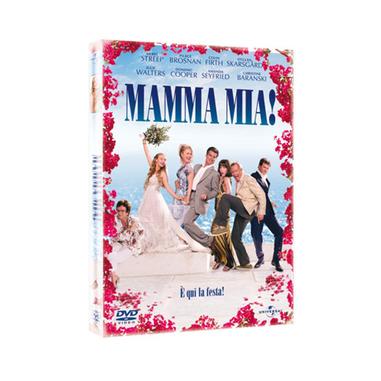 Mamma Mia! DVD film