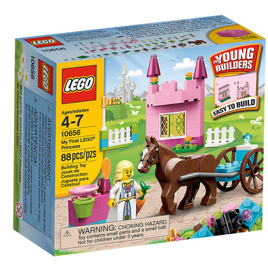 LEGO Bricks & More La mia prima principessa