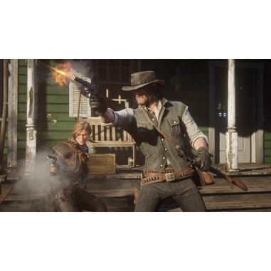 Red Dead Redemption II, Playstation 4