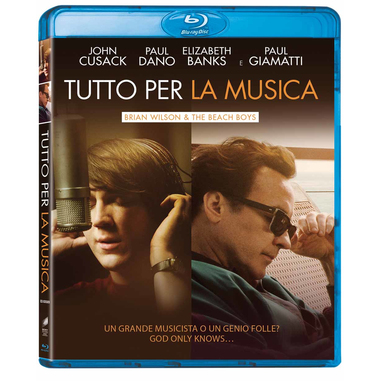 Tutto per La Musica - Brian Wilson & the Beach Boys (Blu-ray)