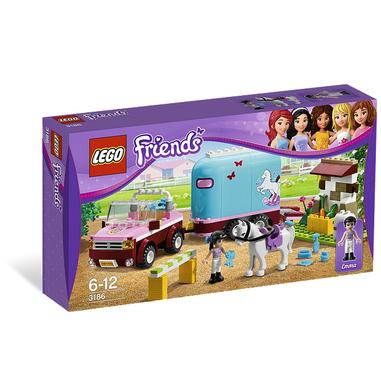 LEGO Friends La gara di equitazione di Emma