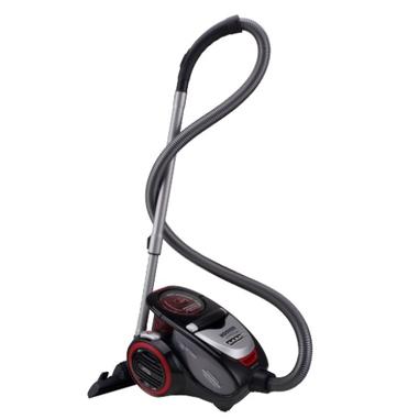 Hoover XARION PRO XP15 aspirapolvere ciclonico 1.5L 800W A Nero, Grigio, Rosso