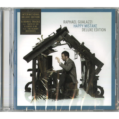 Happy Mistake (Deluxe Edition), CD