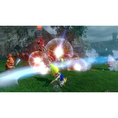 Hyrule warriors: legends - Nintendo 3DS