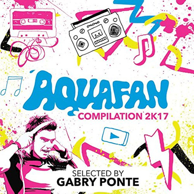Aquafan Compilation 2K17 CD