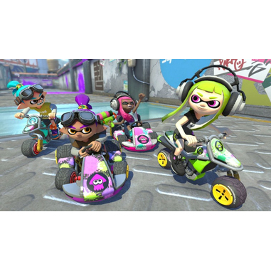 Mario Kart 8 Deluxe Switch Basico Nintendo Switch ITA