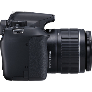 Canon EOS 1300D + EF-S 18-55 DC III Kit fotocamere SLR 18 MP CMOS 5184 x 3456 Pixel Nero