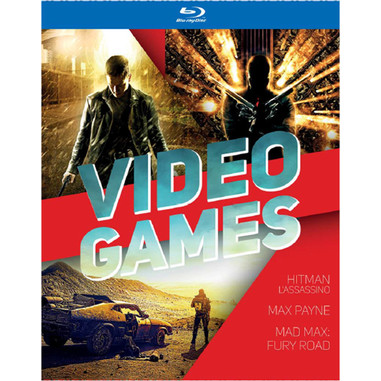 Videogames collection (Blu-ray)