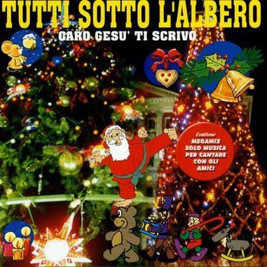 Tutti Sotto L'albero, CD