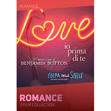 Romance Collection (DVD)