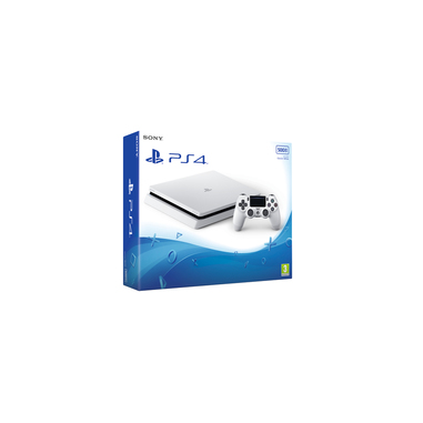 Sony PlayStation 4 Slim 500GB D chassis Wi-Fi Bianco