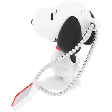 Emtec Peanuts Snoopy PN100 8GB 8GB USB 2.0 Nero, Bianco USB flash drive