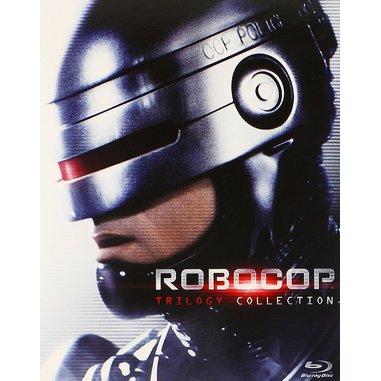 Robocop trilogia (Blu-ray)
