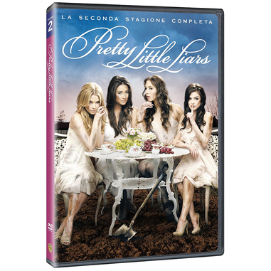 Pretty Little Liars Stagione 2 DVD