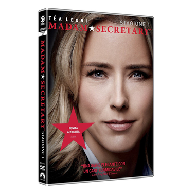 Madam Secretary, Stagione 1 DVD