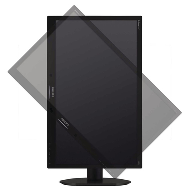 Philips 220B4LPYCB00 Brilliance Monitor LCD, retroilluminazione a LED