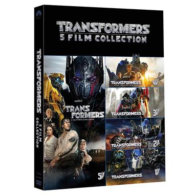 Transformers - Collezione completa 5 film (DVD)