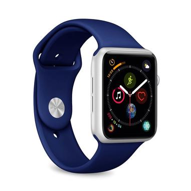 PURO Apple Watch Band cinturino 42-44mm Dark Blue