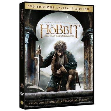 Lo Hobbit - La battaglia delle cinque armate (DVD)