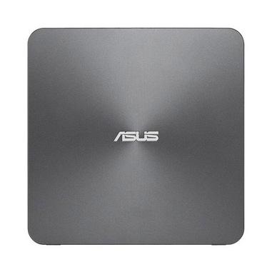 ASUS VivoMini VC65-C1G5091ZN Intel® Core™ i5 di ottava generazione i5-8400T 8 GB DDR3L-SDRAM 128 GB SSD Mini PC Grigio Windows 10 Home