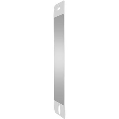Cellularline Second Glass Ultra Capsule - iPhone 6S/6 Vetro temperato ultra resistente da bordo a bordo Trasparente.Bianco