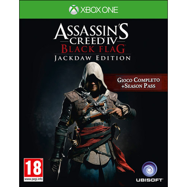 Ubisoft Assassin's Creed IV Black Flag Jackdaw Edition