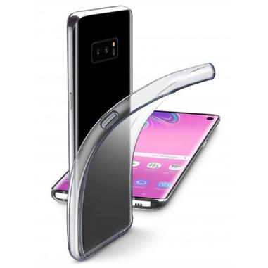 """Cellularline FINECGALS10LT custodia per cellulare 14,7 cm (5.8"""") Cover Trasparente"""