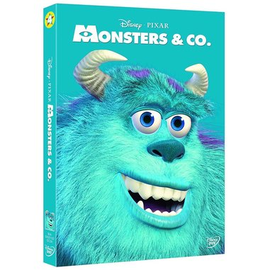Monsters & Co. 2016 (DVD)