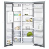 Siemens KA92DVI25 frigorifero side-by-side