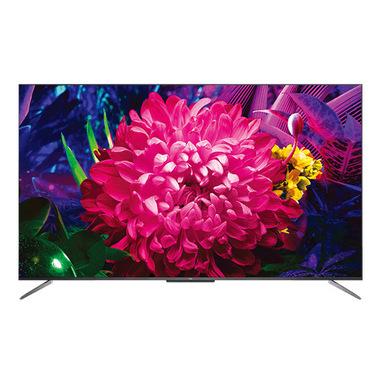 """TCL 55C715 55"""" 2800 PPI UHD Edge LED Metal Andr 139,7 cm (55"""") 4K Ultra HD Smart TV Wi-Fi Nero"""