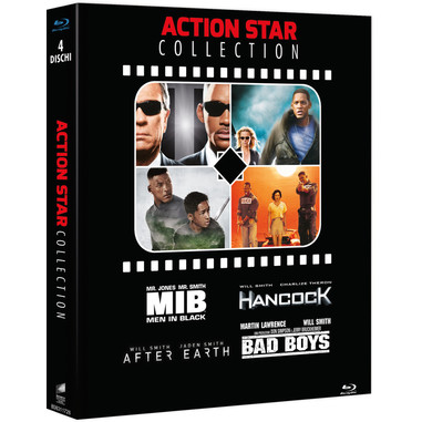 Action Star collection (Blu-ray)
