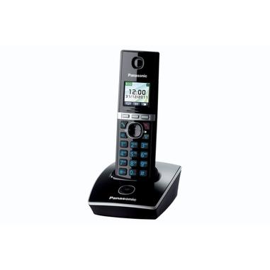 Panasonic KX-TG8051 DECT Identificatore di chiamata Nero