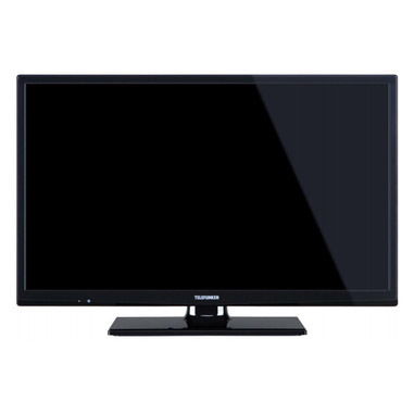 "Telefunken TE 24472 S27 YXB TV 61 cm (24"") HD Nero"