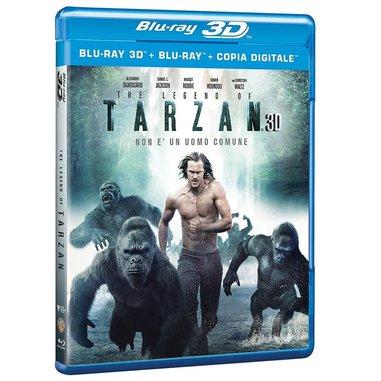 The legend of Tarzan - 3D (Blu-ray)