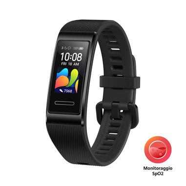 """Huawei Band 4 Pro AMOLED Braccialetto per rilevamento di attività 2,41 cm (0.95"""") Nero"""