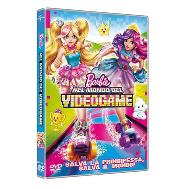 Barbie nel mondo dei videogame DVD