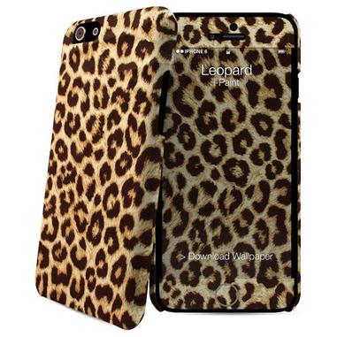 i-Paint leopard custodia per cellulare