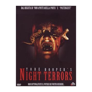 laFeltrinelli Night Terrors