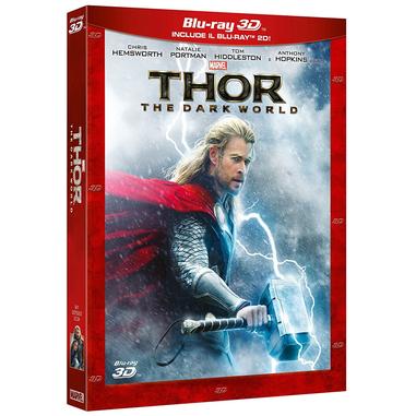 Thor: The Dark World - 3D + 2D (Blu-ray)