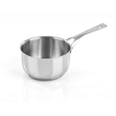 Barazzoni Casseruola Manico Lungo 14cm My Pot Acciaio