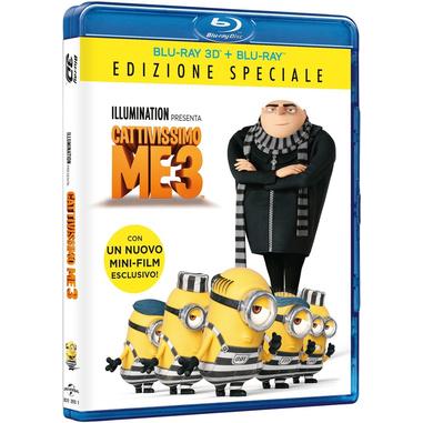 Cattivissimo Me 3 - Edizione Speciale 3D + Blu-ray