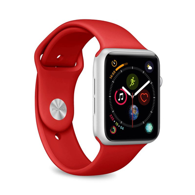 PURO Apple Watch Band cinturino 42-44mm Red
