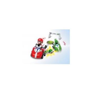 Mario e Yoshi kart