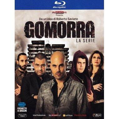 Gomorra - stagioni da 1 a 4 (Blu-ray)
