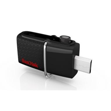 Sandisk Ultra Dual USB Drive 3.0 64GB 3.0 (3.1 Gen 1) Nero unità flash USB