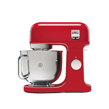 Kenwood KMX750AR robot da cucina 1000 W 5 L Rosso, Acciaio inossidabile
