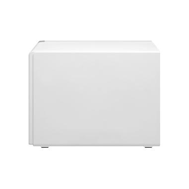 QNAP TS-431P2 Collegamento ethernet LAN Torre Bianco NAS