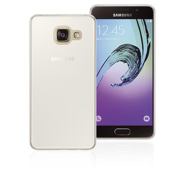 Phonix Custodia gel per Samsung Galaxy A3 (2016) trasparente