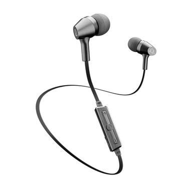 AQL Antartide - Universale Auricolare in-ear Bluetooth per bassi definiti Nero